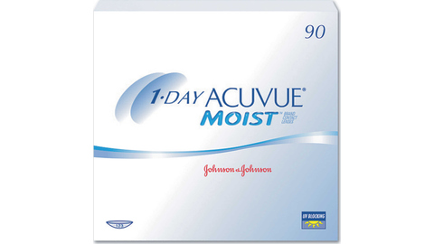 Acuvue One Day Moist 90