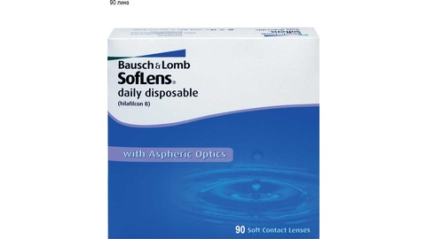 Soflens Daily Disposable 90 pk.