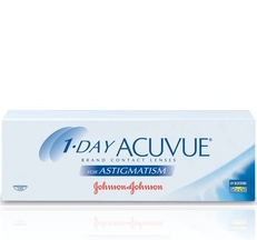 Acuvue One Day for Astigmatism