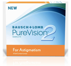 Pure Vision 2HD for Asigmatism